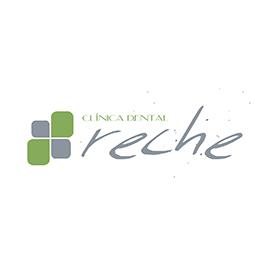 Diseño logo Clínica Dental Reche