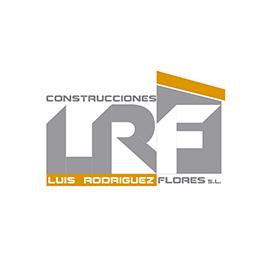 Diseño logo Construcciones LRF