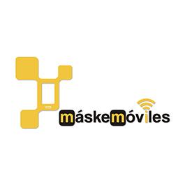 Diseño logo MáskeMóviles
