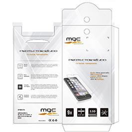 Diseño blister para MGA Acesorios