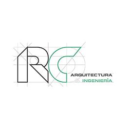 Diseño de logo para RC Arquitectura e Ingenieria
